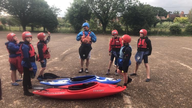 Kayaking Course May 19
